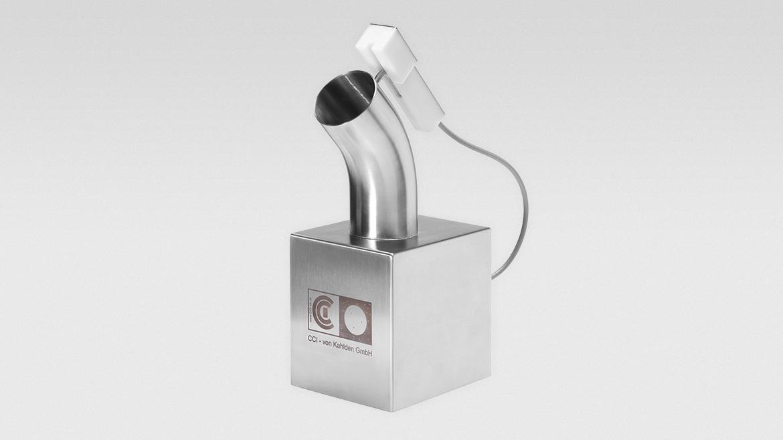 Handy-Fog, Nebelgerät zur Strömungsvisualisierung, CCI - von Kahlden Gmbh